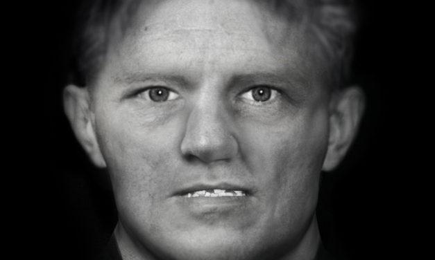 Näsingemannen som hittades 2014 är identifierad