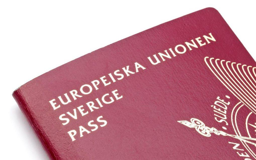 Passkaoset i Västsverige