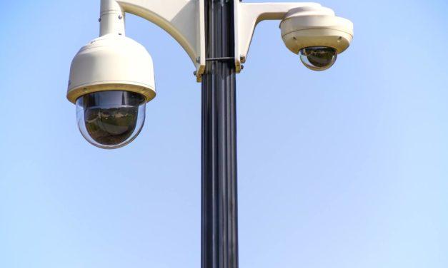 Polisen satsar på övervakningskameror och nytt lagförslag påväg.