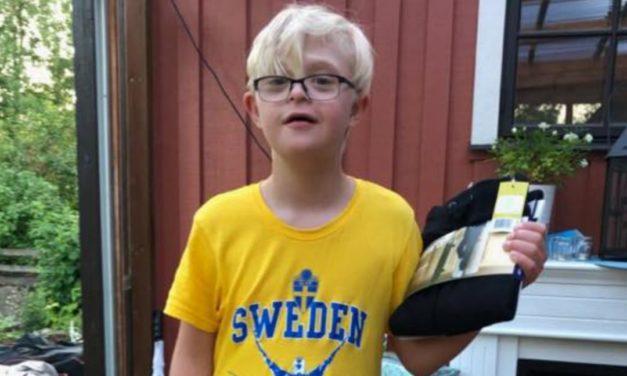 12-åriga Dante – Polisen: Inga misstankar om brott