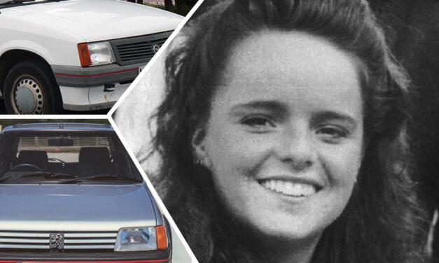 Ny Misstänkt i Helena Fallet från 1992