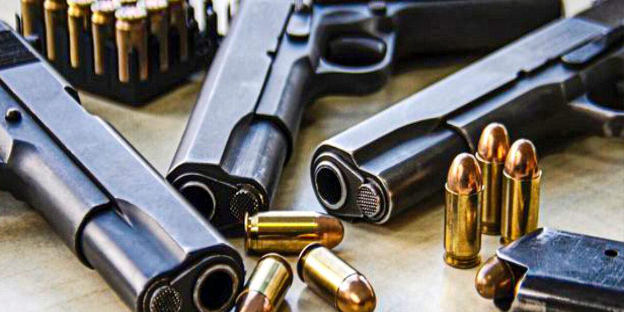 Insatser mot illegala vapen