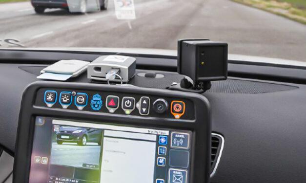 Nya Polisbilar med Ny Utrustning