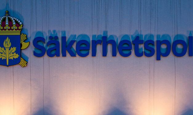 Svenska myndigheters bristande säkerhet
